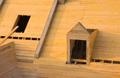 структура крыши Стоковые Изображения