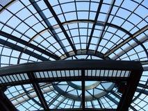 структура купола Стоковая Фотография