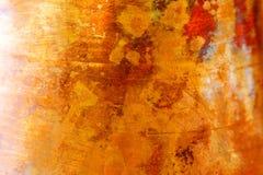 Структура медного цвета помеец предпосылки коричневый Стоковое Фото
