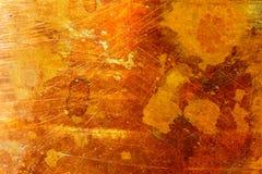 Структура медного цвета помеец предпосылки коричневый Стоковые Фотографии RF