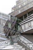 структура металла дела здания стеклянная Стоковые Изображения RF