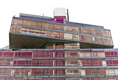 структура металла дела здания стеклянная Стоковая Фотография