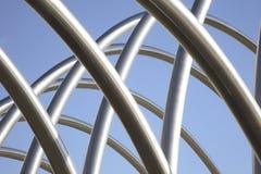 структура металла Стоковое Изображение