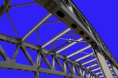 Структура металла моста Стоковое Изображение RF