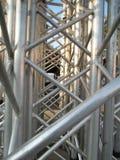 Структура металла Стоковое Фото