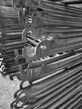 Структура металла Стоковые Изображения RF