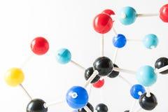 Структура молекулы науки, концепция науки Стоковое фото RF