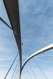 Структура поддержки моста Стоковое Изображение RF