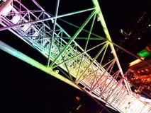 Структура радуги Стоковые Изображения RF