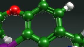 Структура тироксина бесплатная иллюстрация