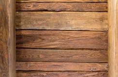 Структура устарелое деревянного Стоковое Изображение