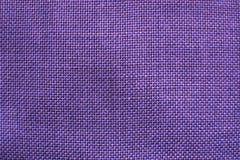 Структура фиолетовой фиолетовой ткани стоковые изображения