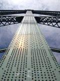 структура фото моста близкая вверх Стоковое Изображение RF