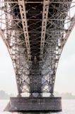 структура фото моста близкая вверх Стоковое Изображение