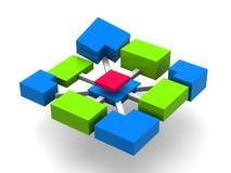 структура Стоковые Изображения