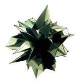 Структура 3d представляет компьютерную графику CG Кристаллическая иллюстрация Одно от комплекта Больше в моем портфолио Стоковые Изображения RF