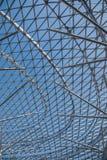 Структура en Hall экспо выставочного центра Чунцина аркуатная Стоковые Фото