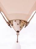 Структурные детали - анкерная доска тени солнца Стоковое Изображение