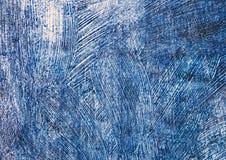 Структурный чертеж, предпосылка царапины, декоративное искусство, абстрактная картина, выразительная текстура, современная картин Стоковые Изображения RF