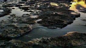 Структуры воды Стоковые Фотографии RF