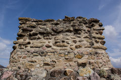 Структуры в Mitla, Оахака Стоковое Изображение