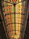 Структуры зданий МОДЕЛЬНЫЕ архитектурноакустические Стоковые Фотографии RF