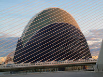 Структуры металла здания Стоковое Изображение