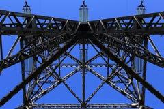 Структуры от металла Стоковая Фотография