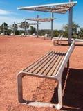 Структуры стендов и платформ тени Стоковые Фотографии RF