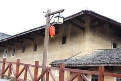 Структуры Фуцзяня землистые Стоковая Фотография