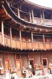 Структуры Фуцзяня землистые Стоковое Изображение