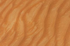 Струясь песчанные дюны в RAK стоковые фотографии rf