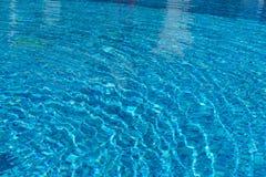 Струясь текстура воды Стоковые Изображения RF