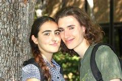 студенты кампуса Стоковое Фото