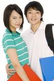 Студенты университета Стоковые Изображения