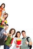 студенты стоковые изображения