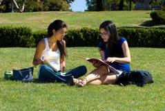 студенты 2 Стоковое Фото