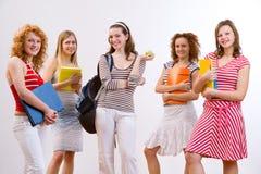 студенты стоковые фотографии rf