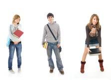 студенты 3 Стоковые Изображения