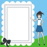 студент блокнота дневника непослушный Стоковая Фотография RF