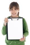 студент блокнота Стоковое Изображение RF