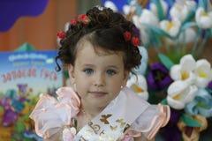 Студент-выпускник детского сада Стоковое фото RF