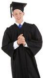 студент-выпускник Стоковая Фотография