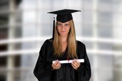 Студент-выпускник Стоковые Фотографии RF