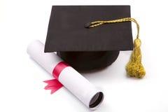 студент-выпускник Стоковое Фото