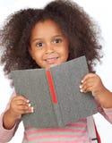 студент девушки маленький стоковое изображение
