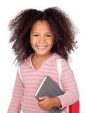 студент девушки маленький стоковые фото