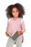 студент девушки маленький стоковые фотографии rf
