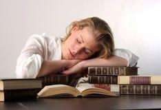студент девушки Стоковое Изображение RF