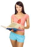 студент книги сь Стоковые Изображения